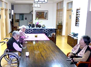 有料老人ホーム ケアタウン江の浦Ⅱ 施設の様子
